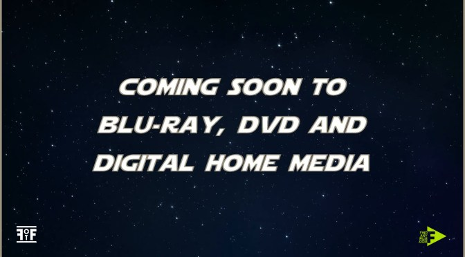 Coming Soon To Disc And Digital