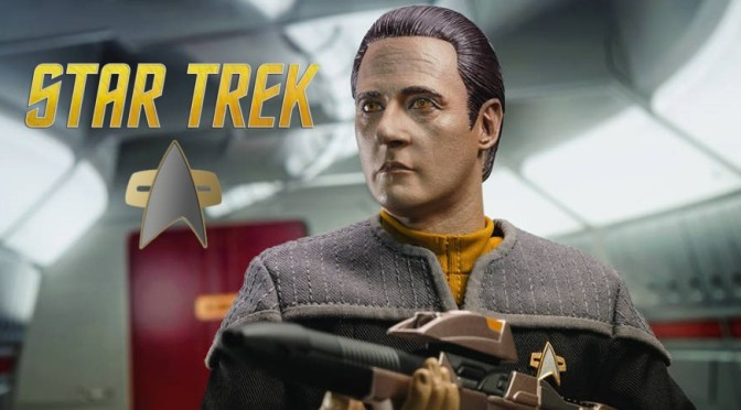 New Line Of Star Trek 1/6 Scale Figures Announced