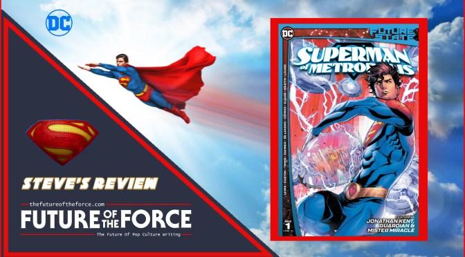 Comic Book Review | Future State: Superman of Metropolis #1