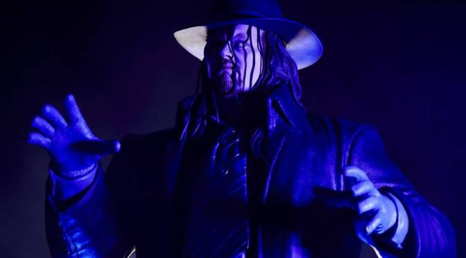 The Undertaker | Sideshow Collectibles Unleashes The Power!