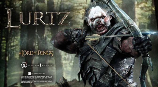 The Lord Of The Rings | Lurtz Statue by Prime 1 Studio