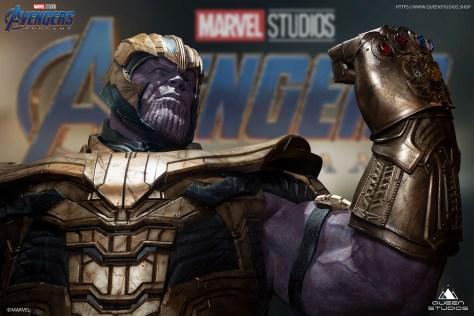 Queen Studios Thanos Bust