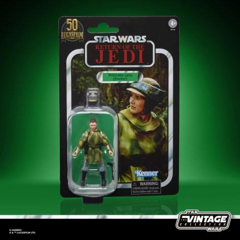 Hasbro Fan First Friday - Princess Leia (Endor)