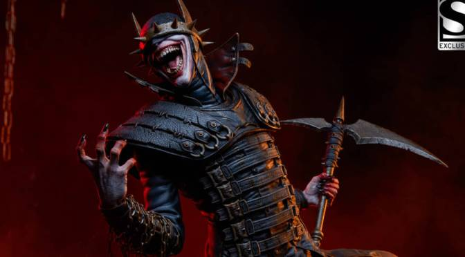 DC Comics | The Batman Who Laughs Statue by Sideshow Collectibles