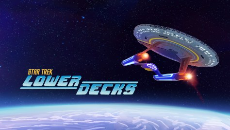 Star Trek Lower Decks - Featured