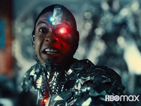 Ray Fisher's Cyborg in The Snyder Cut