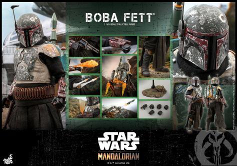 Hot Toys Boba Fett