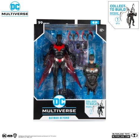 DC Multiverse Batman Beyond