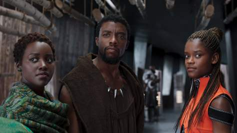 Black Panther Trio