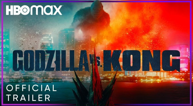 New Godzilla Vs Kong Home Trailer