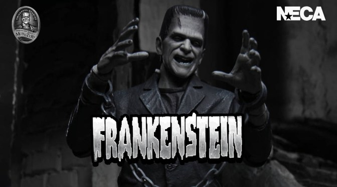 Universal Monsters | Frankenstein's Monster From NECA