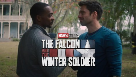 Official Trailer The Falcon and The Winter Soldier