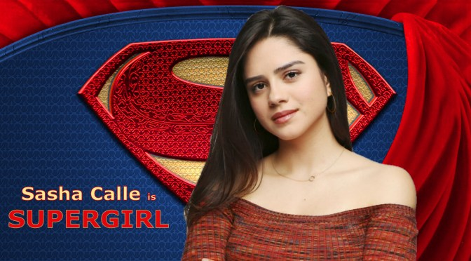 Sasha Calle To Suit Up As Supergirl In 'The Flash' Movie