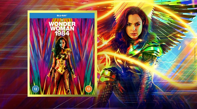 Wonder Woman 1984 Home Entertainment Release Date Announced