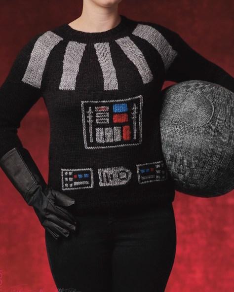 Darth Vader Pullover