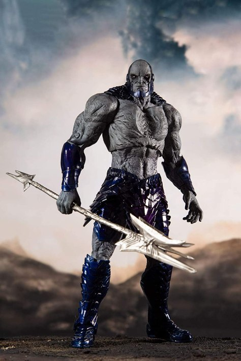 Zack Snyder's Justice League Darkseid DC Multiverse