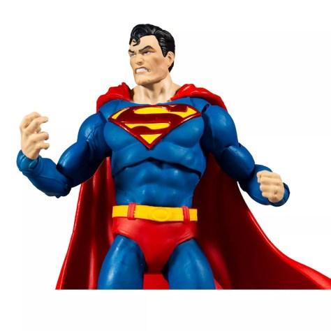 Superman vs The Devastator DC Multiverse