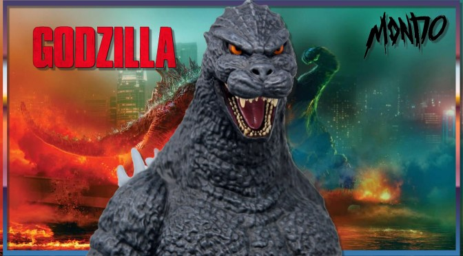 New Godzilla vs Biollante Statue From Mondo