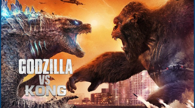 Godzilla Vs Kong International Poster Featured