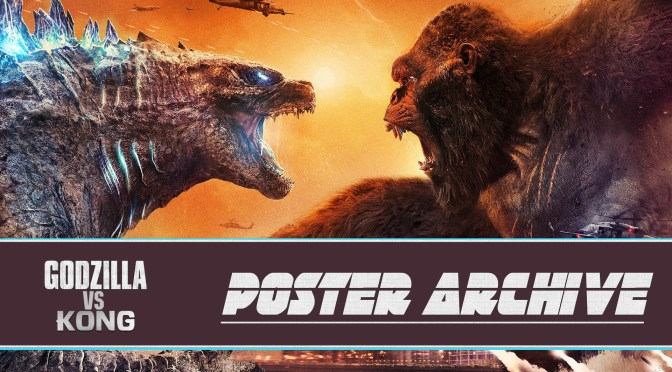 Godzilla vs Kong Posters And Key Art