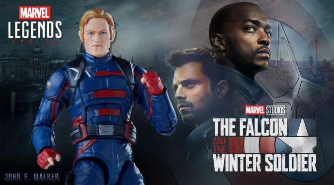 Marvel Legends John F. Walker Captain America Figure Revealed