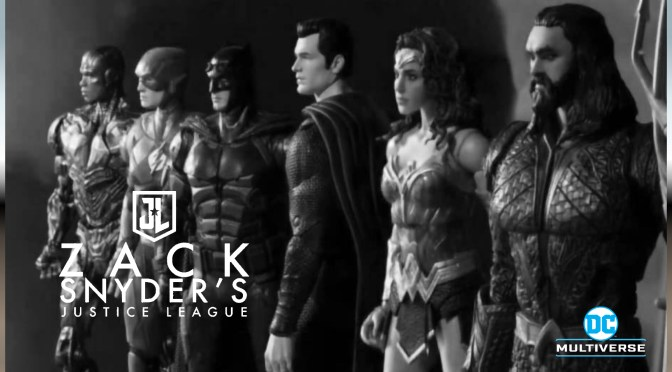 Zack Snyder's Justice League DC Multiverse Figures (Update)