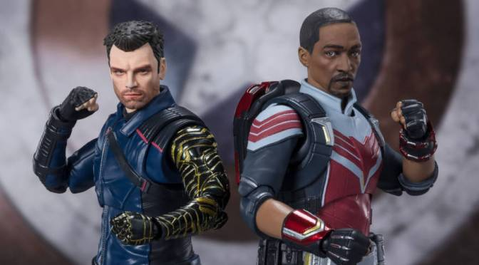 First Look | S.H. Figuarts The Falcon and The Winter Soldier
