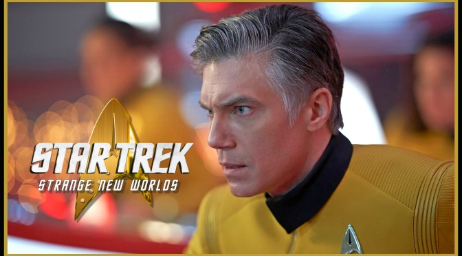 Star Trek: Strange New Worlds Begins Filming