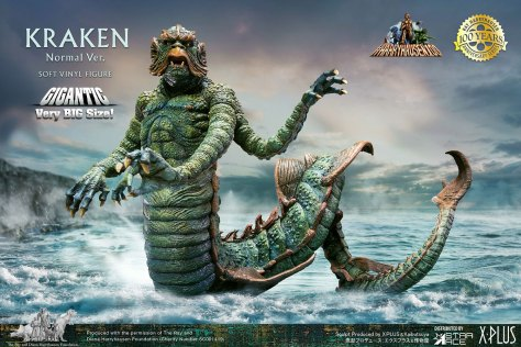 X-Plus The Kraken 001