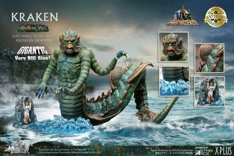 X-Plus The Kraken 009