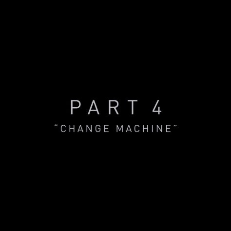 Zack Snyder's Justice League - Part 4 Change Machine