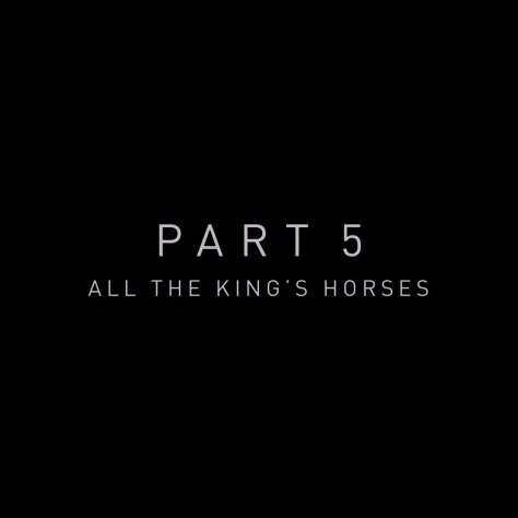 Zack Snyder's Justice League - Part 5 All The King's Horses