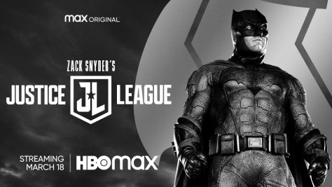 Zack Snyder's Justice League Batman Poster Featured