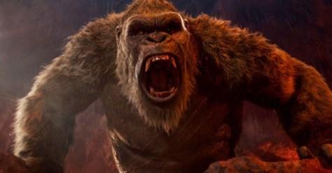 Godzilla Vs Kong - Kong's Rampage