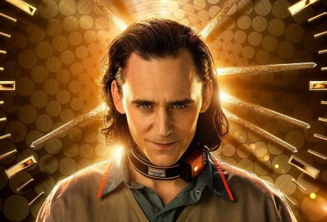 New Marvel Studios Loki Poster