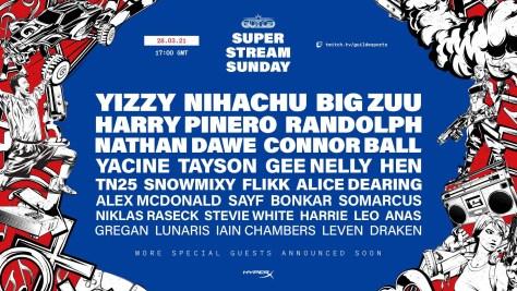 Super Stream Sunday
