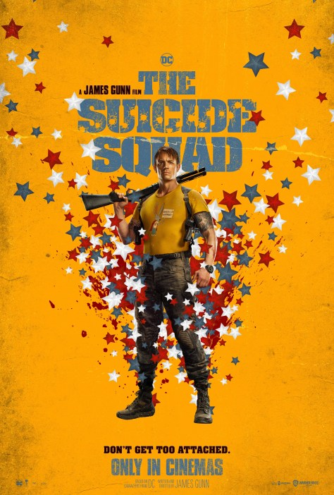 The Suicide Squad Rick Flagg Poster