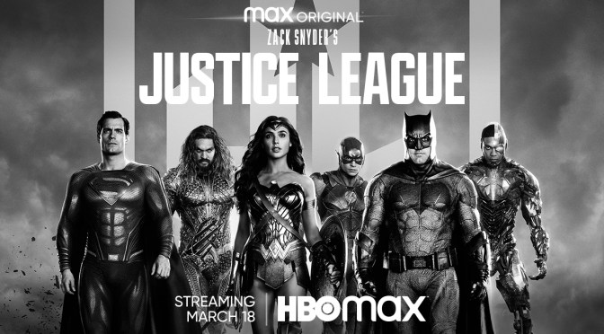 HBO Max Drops New Posters For Zack Snyder's Justice League