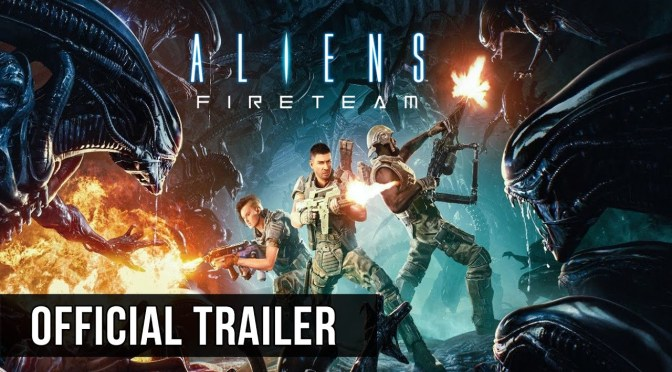 Aliens: Fireteam | This Time It's War
