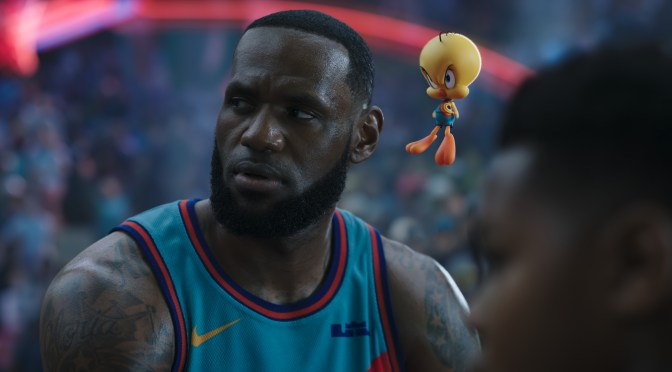 Space Jam: A New Legacy Drops New Clips!