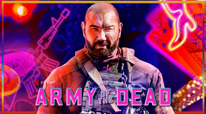 The Army Of The Dead Character Posters Have Arrived!