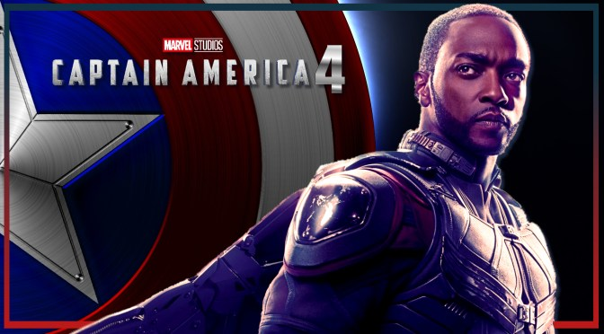 Captain America 4 Coming From Marvel Studios