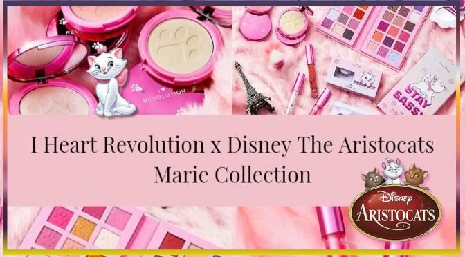 I Heart Revolution x Disney (The Aristocats)