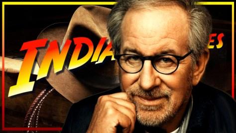 Indiana Jones Steven Spielberg