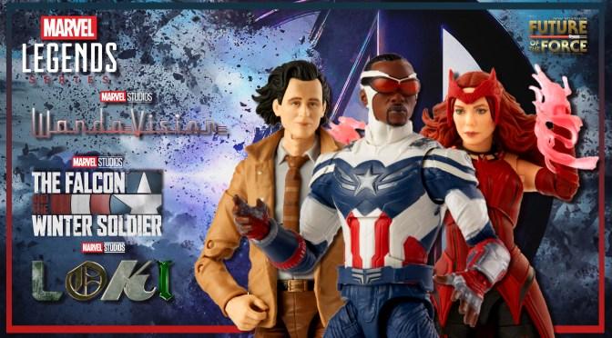 Marvel Legends | New Avengers Disney Plus Figures Revealed