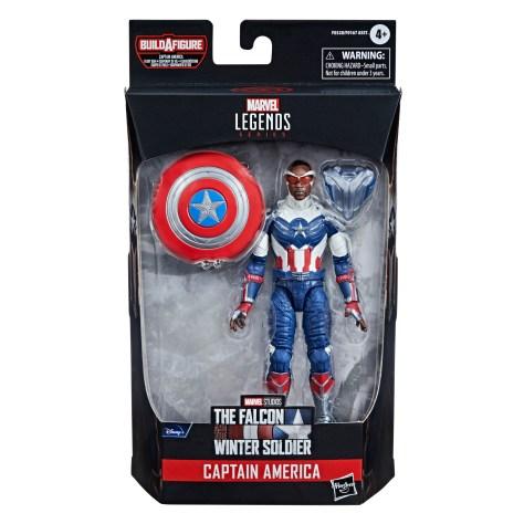 Marvel Legends Sam Wilson / Captain America