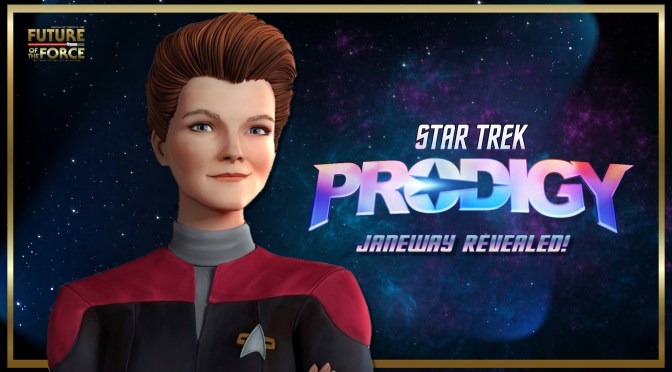 Star Trek Prodigy | Janeway Revealed!