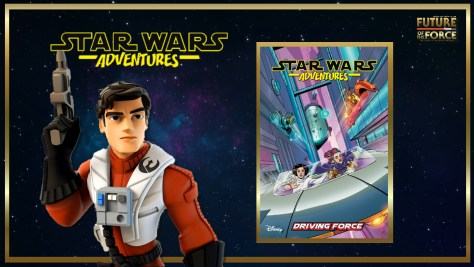 Review | Star Wars Adventures Vol. 10: Driving Force