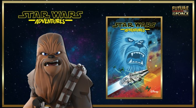 Review | Star Wars Adventures Vol. 11: Rise of the Wookiees