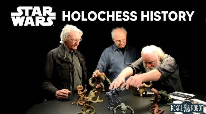 Star Wars Holochess with Phil Tippett, Jon Berg and Dennis Muren